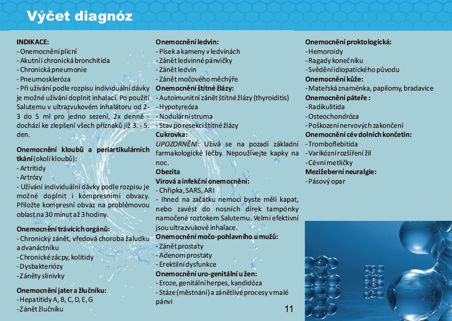Salutem diagnózy